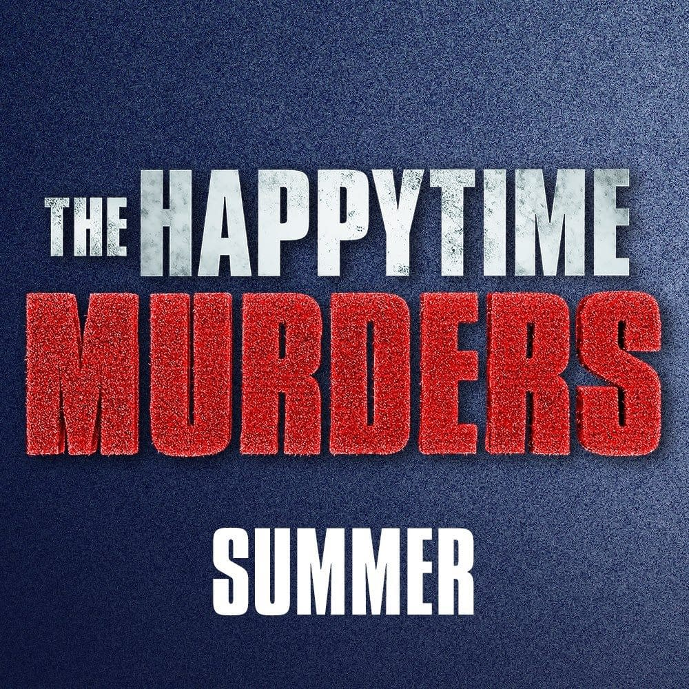 The Happytime Murders Gets a Red Band Trailer