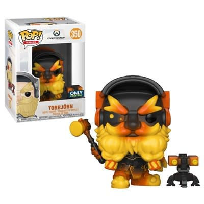 Funko Overwatch Pop Best Buy Torbjörn