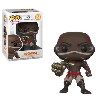 Funko Overwatch Pop Doomfist