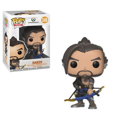 Funko Overwatch Pop Hanzo