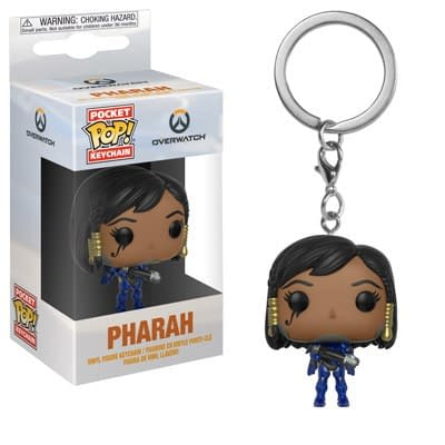 Funko Overwatch Pop Keychain Pharah