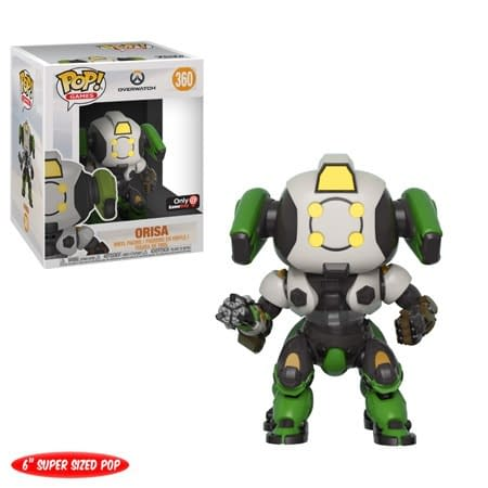 Funko Overwatch Pop Orisa Gamestop
