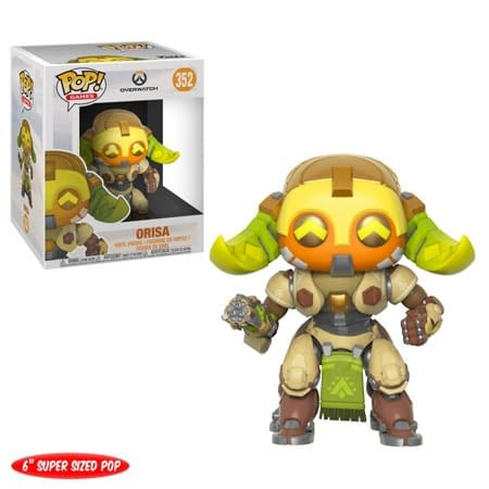 Funko Overwatch Pop Orisa