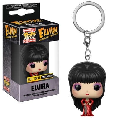 Funko Pop Keychain Elvira 2