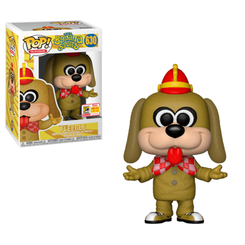 Funko SDCC Banana Splits Pop Fleegle
