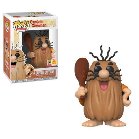 Funko SDCC Captain Caveman Pop