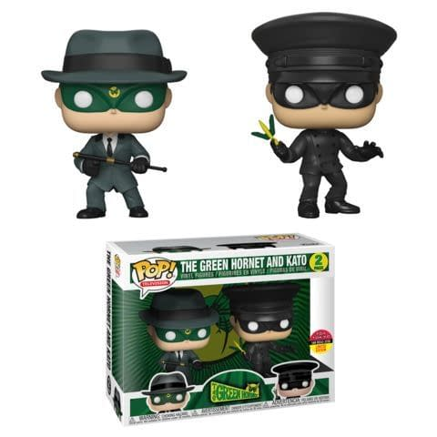 Funko SDCC Green Hornet Two Pack