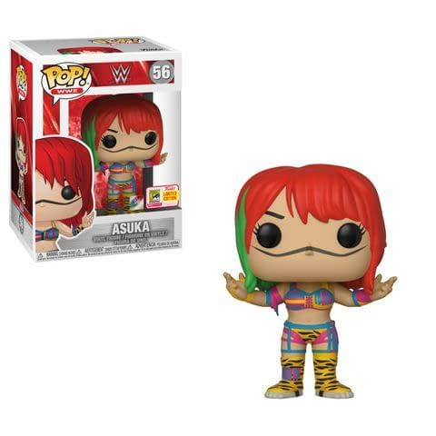Funko SDCC WWE Asuka Pop