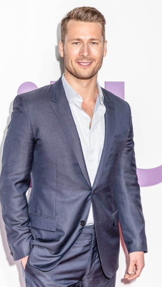 Glen Powell in 2018
