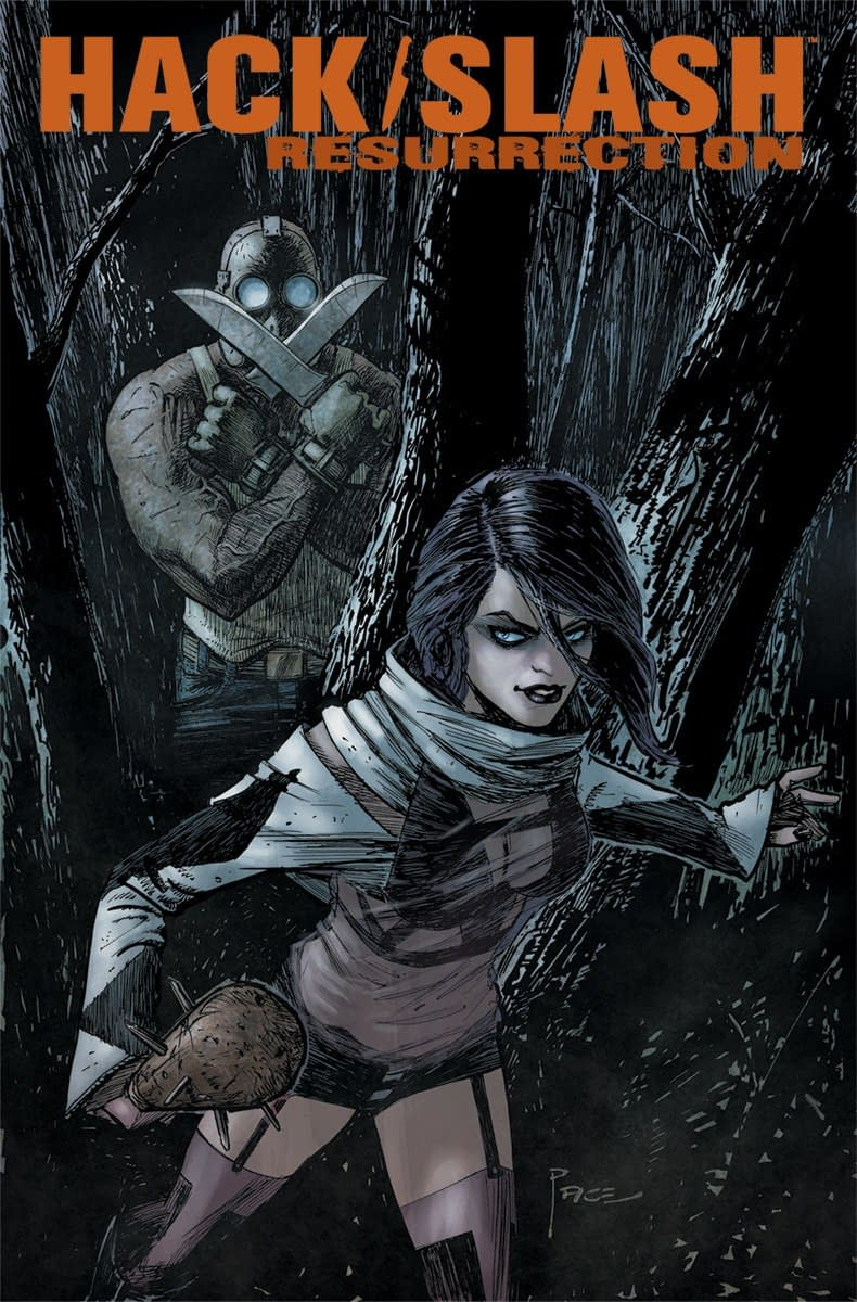 Hack/Slash Resurrection #11