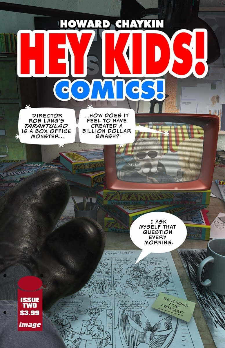 Hey Kids! Comics! #2