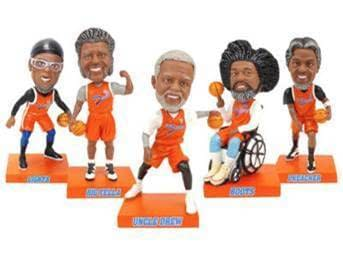 Lids Uncle Drew Collection Bobbleheads