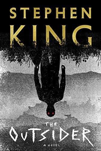Stephen King Outsider Hardcover