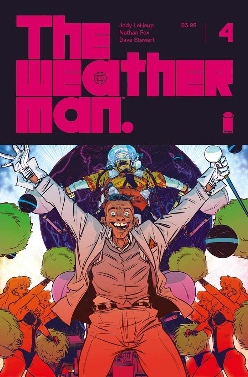 The Weatherman #4
