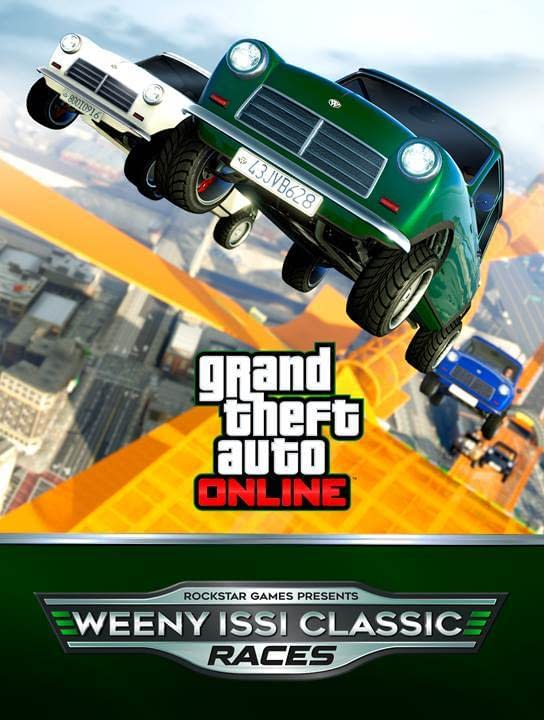 7 New Tracks and Weeny Issi Classic Races Roll Out in GTA Online This Week