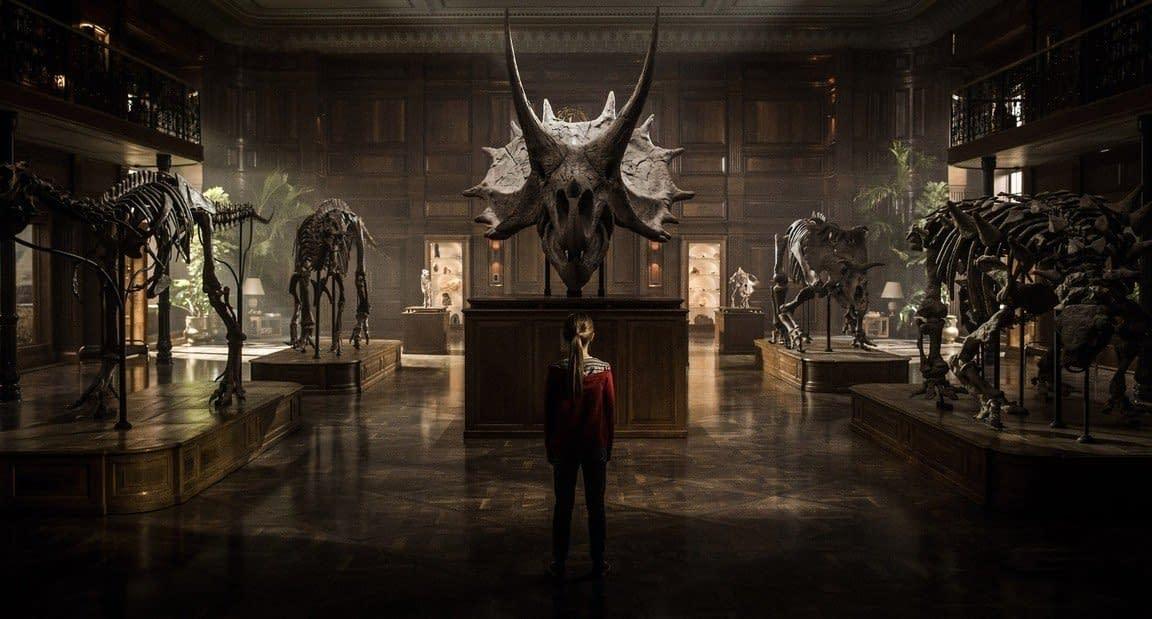 Jurassic World: Fallen Kingdom – Spielberg and Kids Informing the Indoraptor's Design [Spoilers]