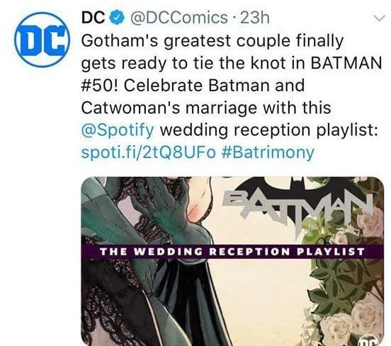 Comic Book Retailers React to Batman #50 Spoilers