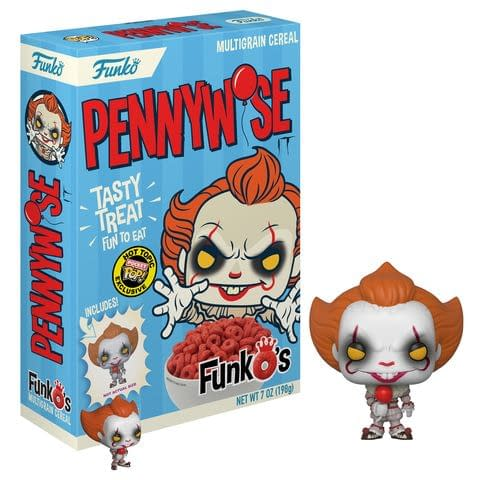 Funko Cereal Pennywise