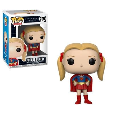 Funko Friends Supergirl Phoebe