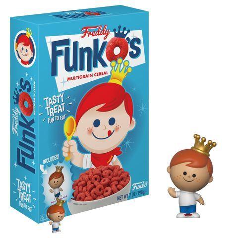 Funko FunkO's Cereal