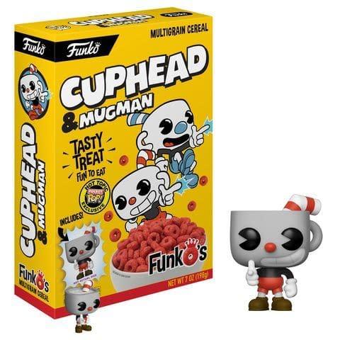 Funko FunkO's Cuphead Cereal