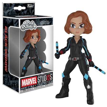 Funko Round-Up: More Cereal! Horror Pops! Black Widow!
