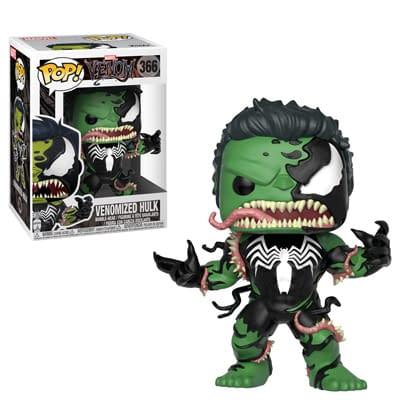 Funko Marvel Venom Hulk Pop