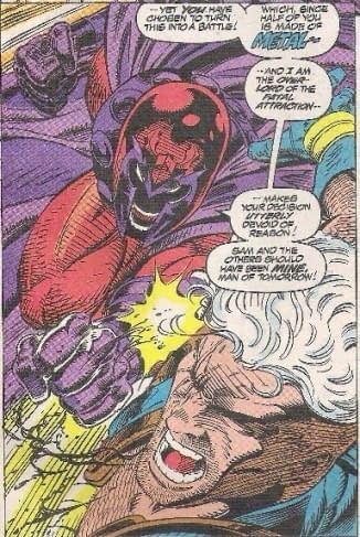 Magneto to Move Centre Stage With Cable? But What About Uncanny X-Men #1?