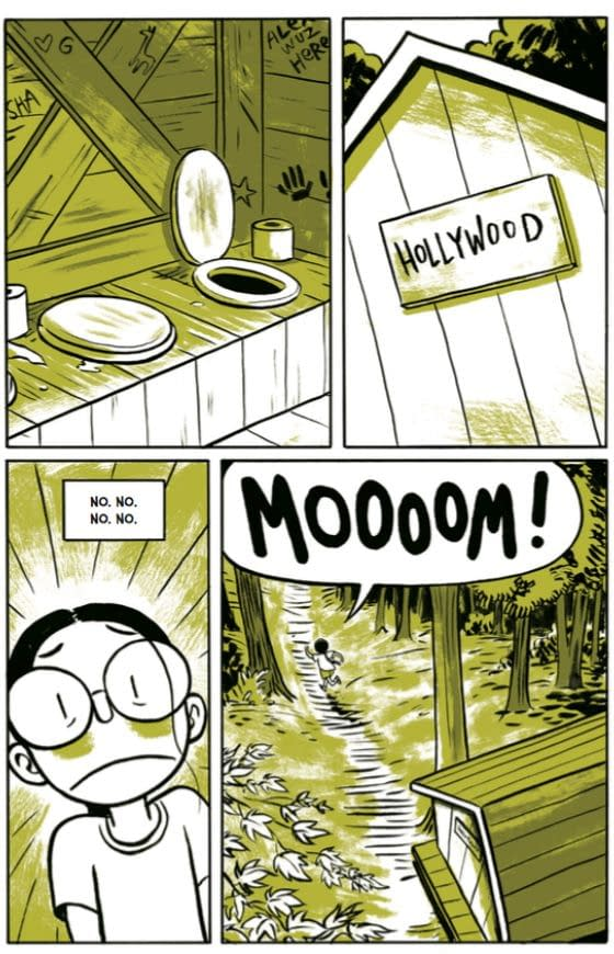 Are You Prepared For Vera Brosgol's Latest Graphic Novel?