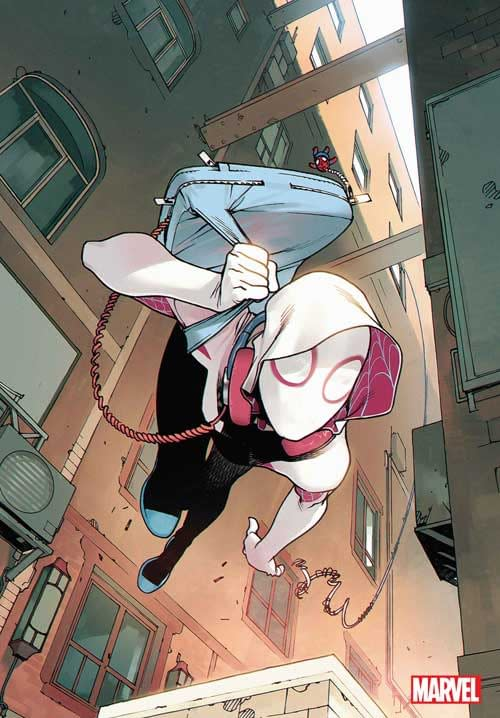 Spider-Gwen to Return as Ghost Spider in New Series to Be Announced at San Diego Comic-Con