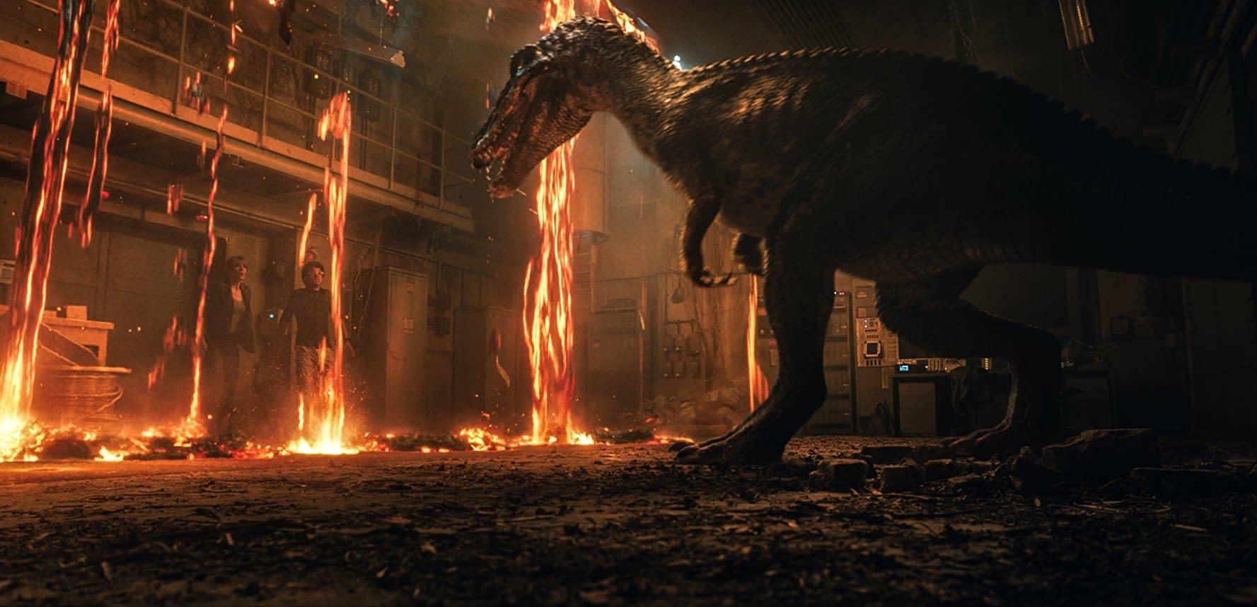 Jurassic World: Fallen Kingdom – The Volcano, the Island, and the Brachiosaur [Spoilers]