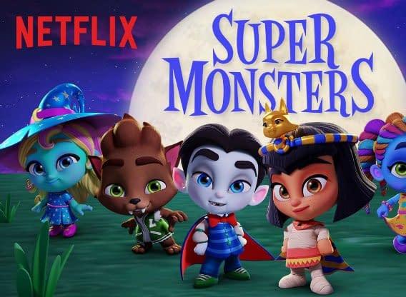 Court Dates Set For DC Comics Vs Netflix's Super Monsters Over Super Pets