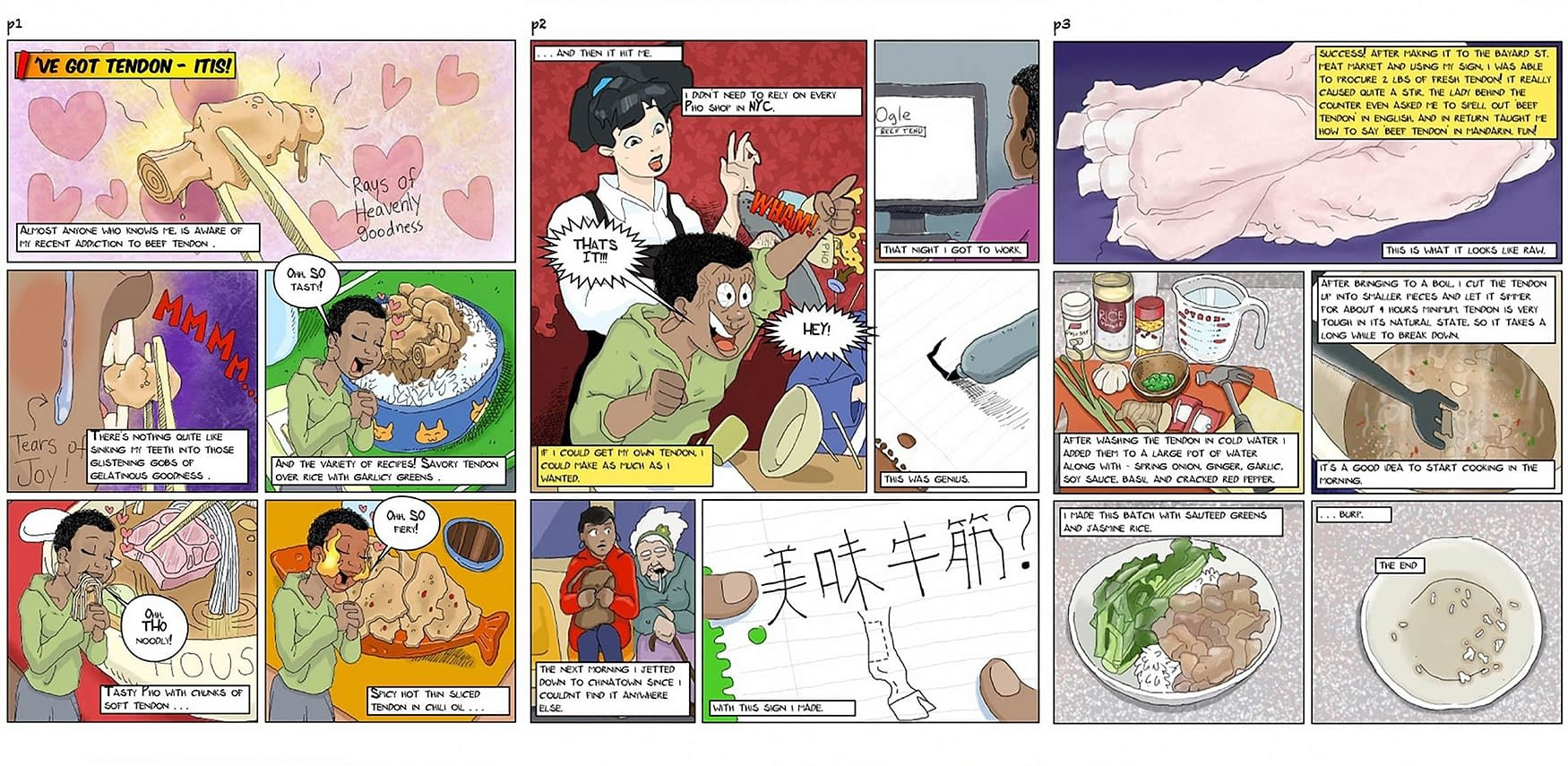 Dieselfunk Dispatch: Making Malice with Comic Creator Micheline Hess
