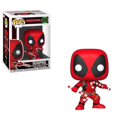 Funko Marvel Holiday Deadpool Pop