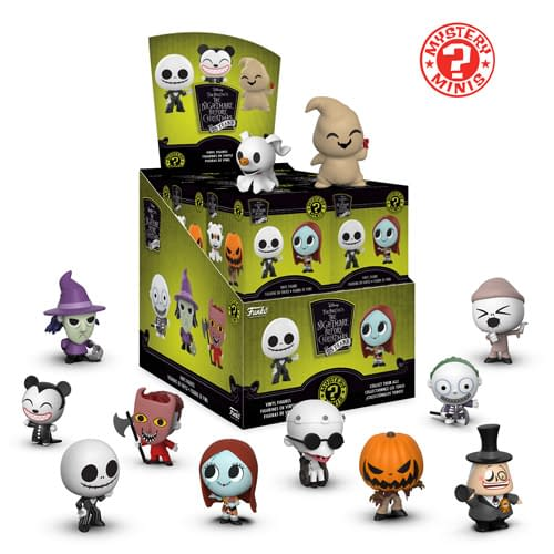 Funko Nightmare Before Christmas Mystery Minis 1