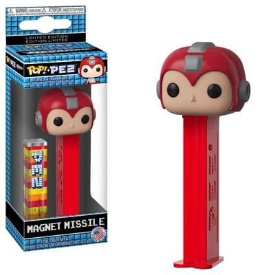 Funko Pez Mega Man Red