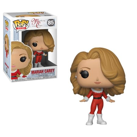 Funko Round-Up: Marvel Holiday! Mariah Carey! Cereal Pop Tees! Thundercats! And More!