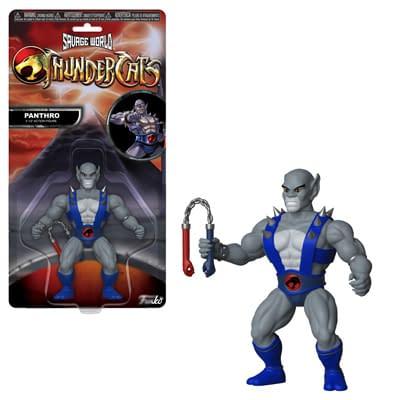 Funko Savage World Thundercats Panthro Figure