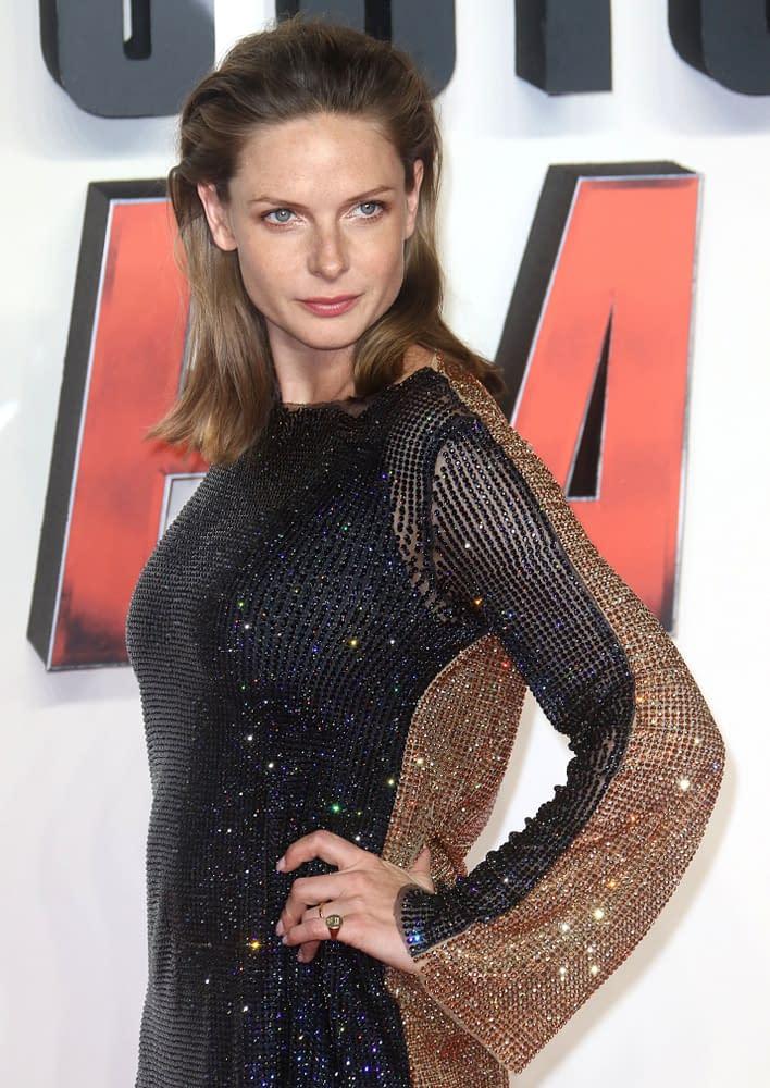 Rebecca Ferguson Set to Star in the 'Men in Black' Spinoff