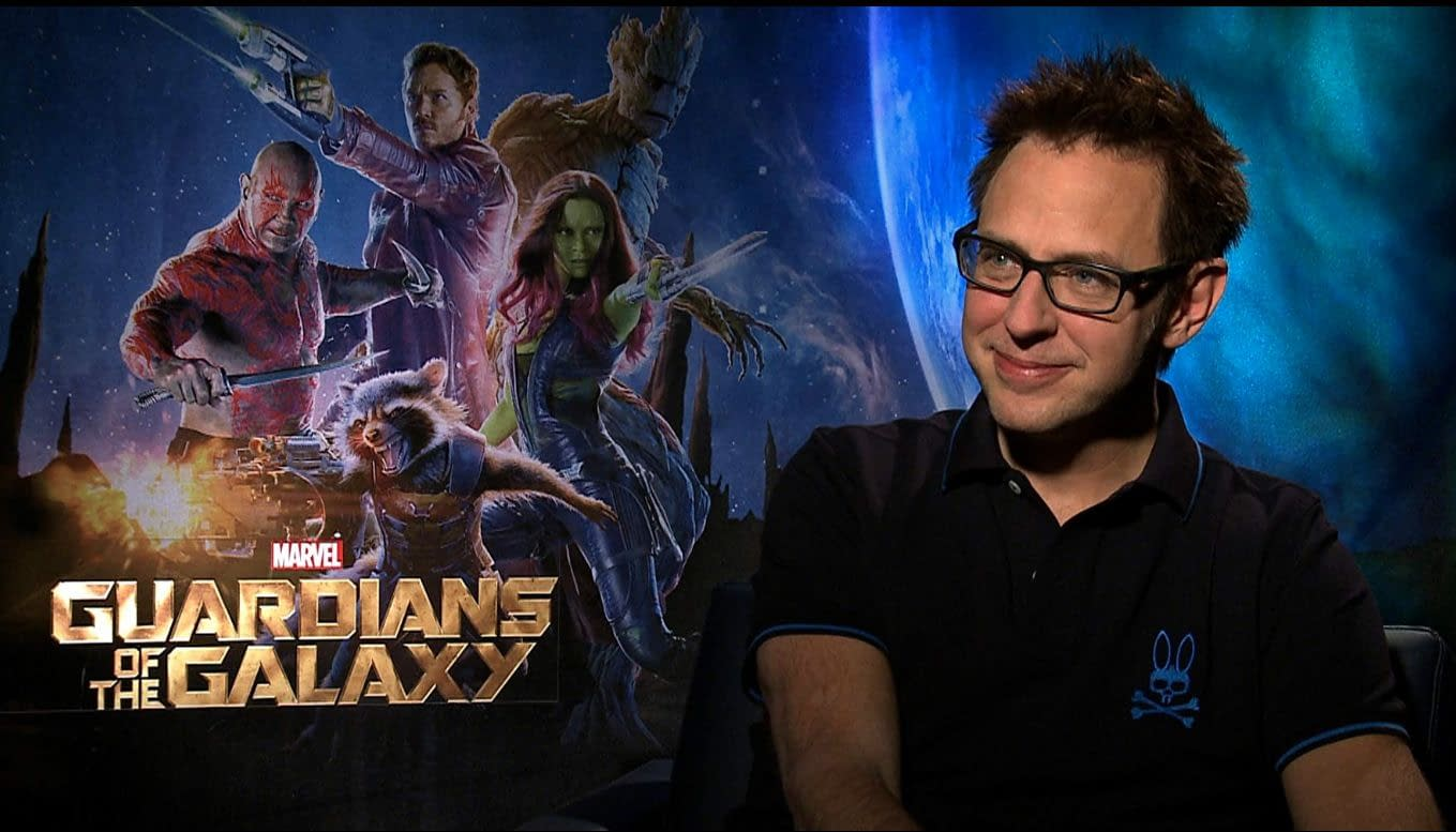 Disney Reportedly Standing Firm on Not Reinstating James Gunn
