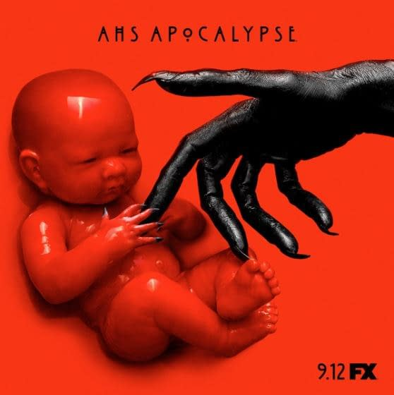How Much Should We Read Into the Clown in the New 'American Horror Story: Apocalypse' Teaser?