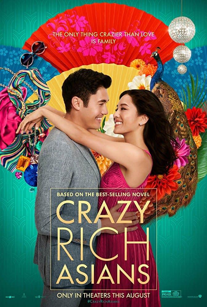 Gold Open: 'Crazy Rich Asians' Makes $34 Million Over 5 Days