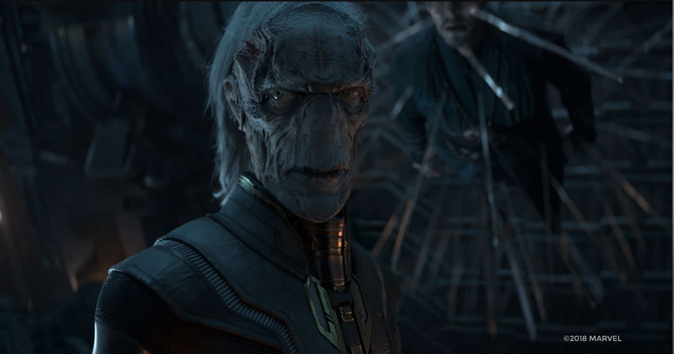 Tom Vaughan-Lawlor (Ebony Maw) Talks Joining the Marvel Cinematic Universe