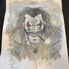 Ben Templesmith Begs DC Comics to Let Him Draw Lobo