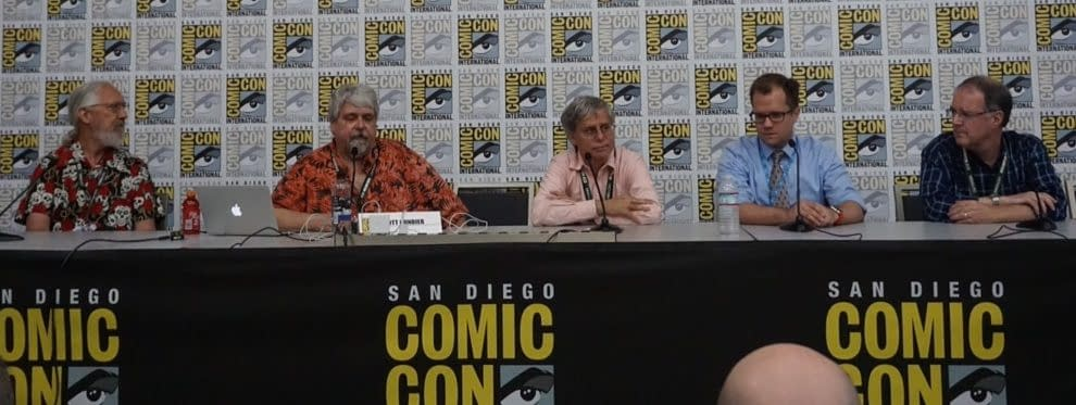 Walking Out of Spider-Man: The Steve Ditko Tribute Panel at San Diego Comic-Con 2018