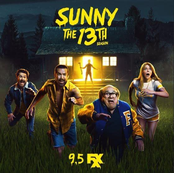 Something Wicked Haunts It's Always Sunny in Philadelphia's Season 13 Teaser