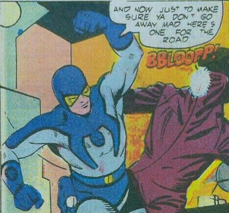 Ted Kord, the Blue Beetle, to Become Part of the History of the Justice League Again