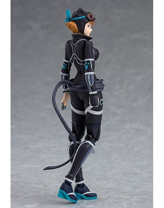 Catwoman Ninja Figma Figure Good Smile 3