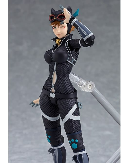 Catwoman Ninja Figma Figure Good Smile 4