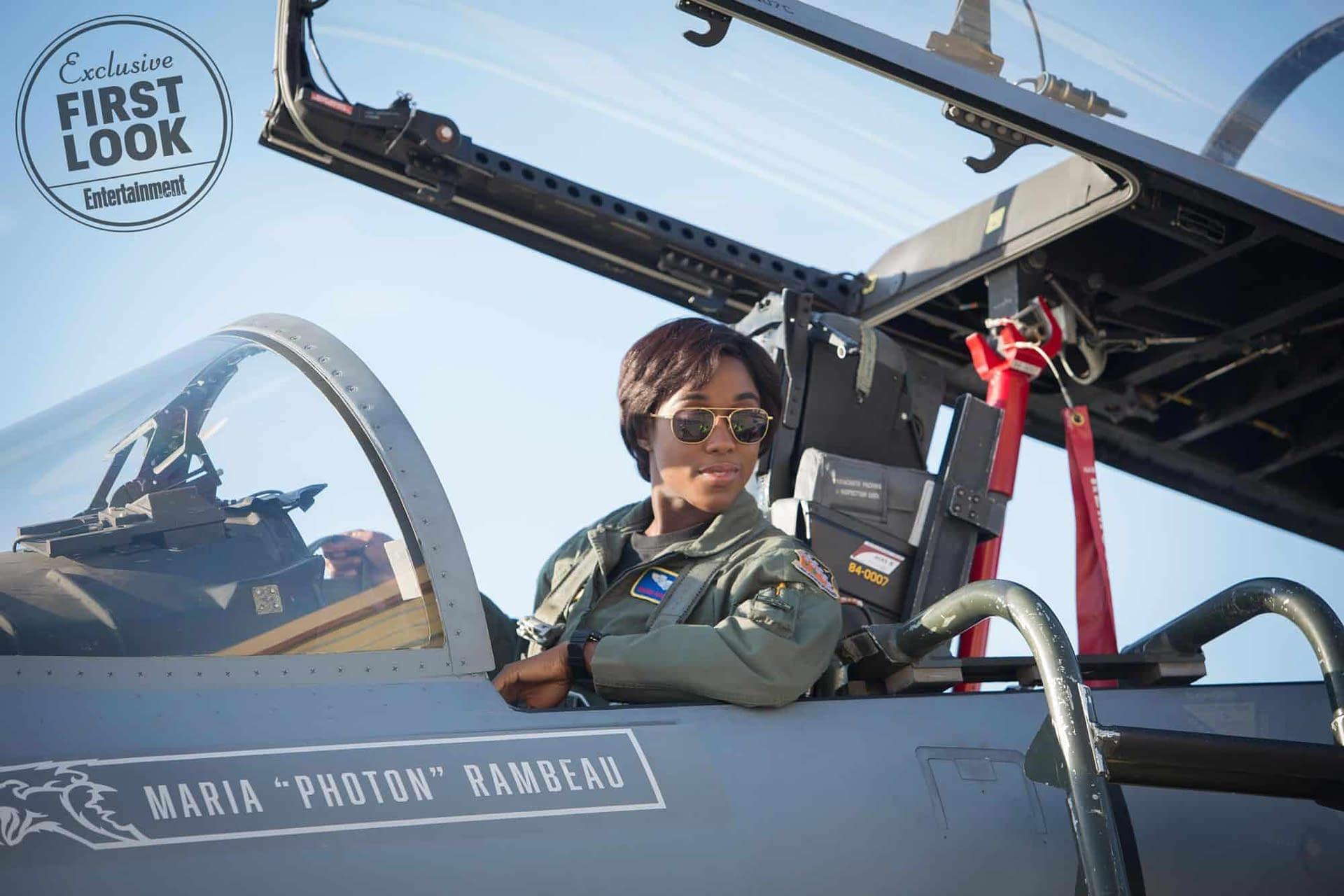 Captain Marvel: Lashana Lynch Talks Maria Rambeau's Strength and Positive Representation